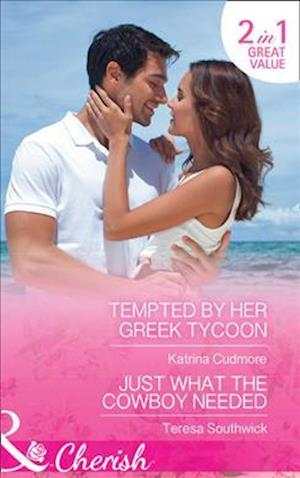 Tempted By Her Greek Tycoon