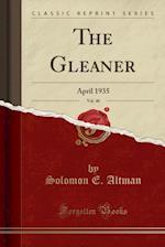 The Gleaner, Vol. 40