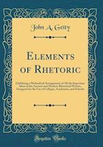 Elements of Rhetoric
