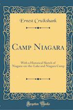 Camp Niagara af Ernest Cruikshank