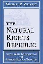 Natural Rights Republic af Michael P. Zuckert