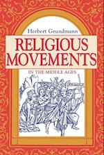 Religious Movements Middle Ages af Herbert Grundmann