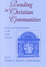 Reading in Christian Communities 2002 af Charles A. Bobertz