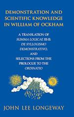 Demonstration And Scientific Knowledge in William of Ockham