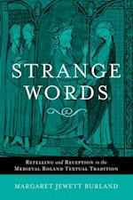 Strange Words af Margaret Jewett Burland