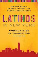 Latinos in New York (Latino Perspectives)