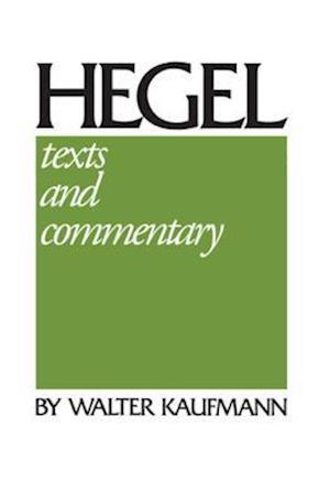 Hegel af W. G. Hegel