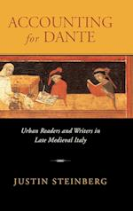 Accounting for Dante (ND Devers Series Dante & Med. Ital. Lit)