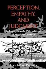 Perception, Empathy, Judg.-Ls, Pod