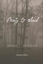 Caring for Body and Soul: Burial and the Afterlife in the Merovingian World af Bonnie Effros