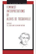 Feminist Interpretations of Alexis de Tocqueville af Eileen Hunt Botting, Jill Locke