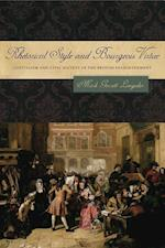 Rhetorical Style and Bourgeois Virtue (RSA Series in Transdisciplinary Rhetoric, nr. 2)