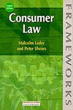 Consumer Law (Frameworks Series)
