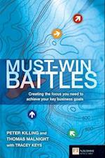 Must-Win Battles (Financial Times Series)