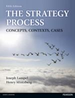 The Strategy Process af Henry Mintzberg