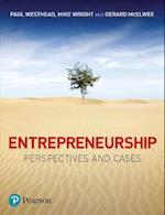 Entrepreneurship af Gerard McElwee, Mike Wright, Paul Westhead