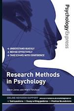 Psychology Express: Research Methods in Psychology (Undergraduate Revision Guide) (Psychology Express)
