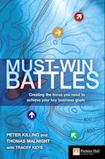 Must-Win Battles (Financial Times Series)