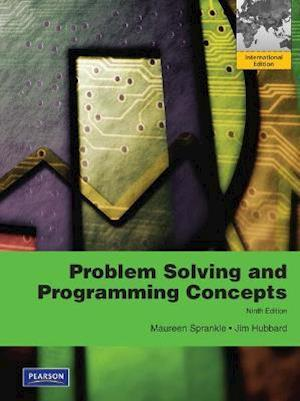 Problem Solving & Programming Concepts
