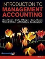 Introduction to Management Accounting with MyAccountingLab access card