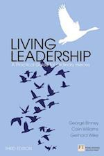 Living Leadership (Financial Times Series)