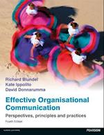 Effective Organisational Communication