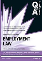 Law Express Question and Answer: Employment Law (Law Express Questions Answers)