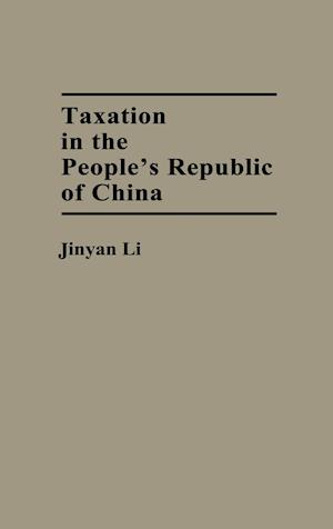 Taxation in the People's Republic of China