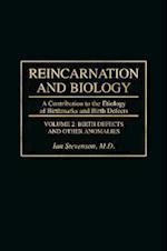 Reincarnation and Biology
