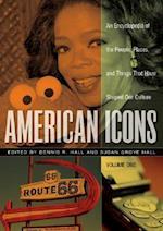 American Icons 3 Volume Set