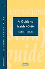 Guide to Isaiah 40-66 (Isg 16) (SPCK International Study Guide)