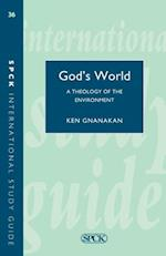 God's World (Isg 36) (International Study Guide (ISG))