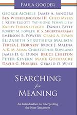 Searching for Meaning af Paula Gooder
