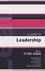 ISG 43: A Guide to Leadership (International Study Guide)