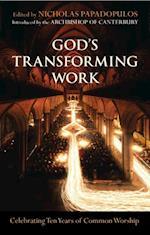 God's Transforming Work