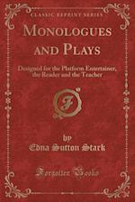 Monologues and Plays af Edna Sutton Stark