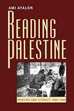 Reading Palestine af Ami Ayalon