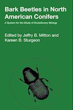 Bark Beetles in North American Conifers (The Corrie Herring Hooks Series)