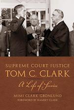 Supreme Court Justice Tom C. Clark