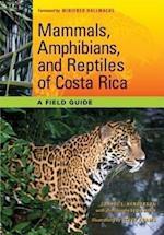 Mammals, Amphibians, and Reptiles of Costa Rica (Corrie Herring Hooks, nr. 66)