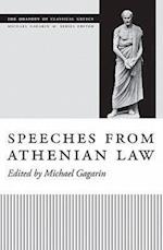 Speeches from Athenian Law af Michael Gagarin