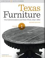 Texas Furniture, Volume One (Focus on American History Series)