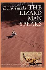The Lizard Man Speaks (The Corrie Herring Hooks Series)