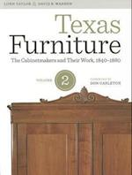 Texas Furniture, Volume Two (Focus on American History Series)