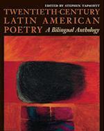Twentieth-Century Latin American Poetry (Texas Pan American Series)