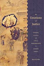 The Emotions of Justice (Korean Studies of the Henry M. Jackson School of International Studies)