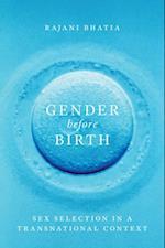 Gender before Birth (Feminist Technosciences)