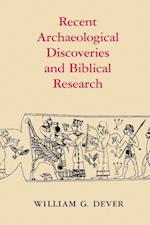 Recent Archaeological Discoveries and Biblical Research (The Samuel and Althea Stroum Lectures in Jewish Studies)