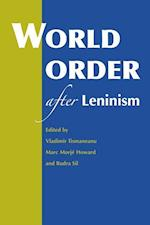 World Order after Leninism af Vladimir Tismaneanu