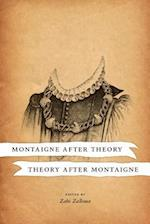 Montaigne After Theory, Theory After Montaigne af Zahi Zalloua